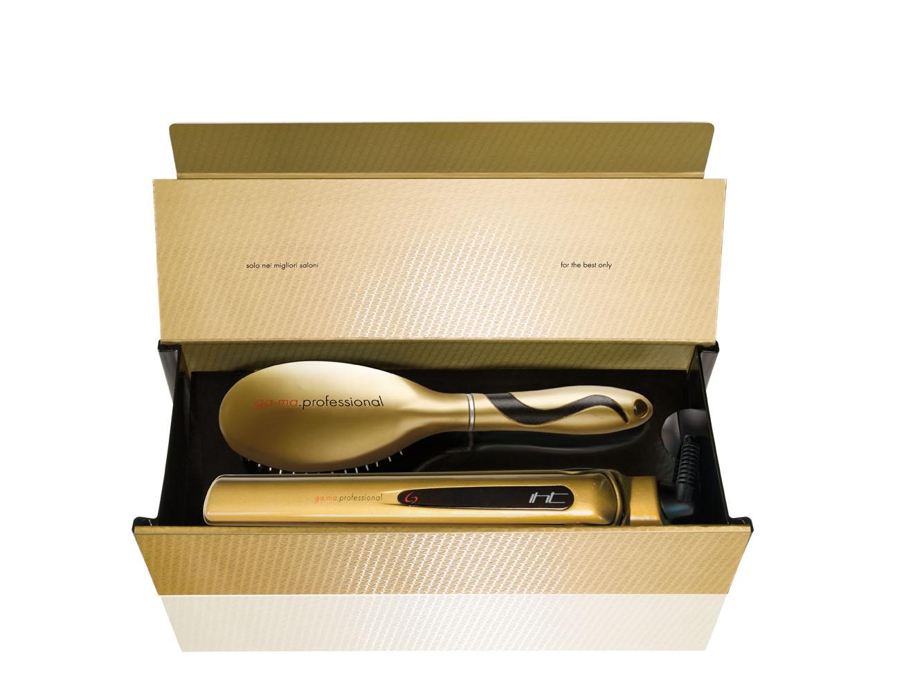 Итальянская компания GA.MA - мировой лидер в производстве профессиональных товаров для ухода за волосами.