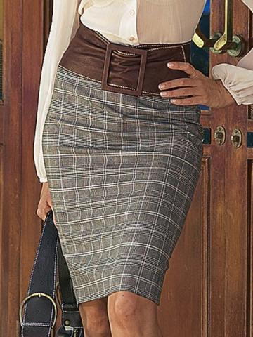 Обожаю носить мини-юбки, особенно с разрезами и особенно экстра мини...