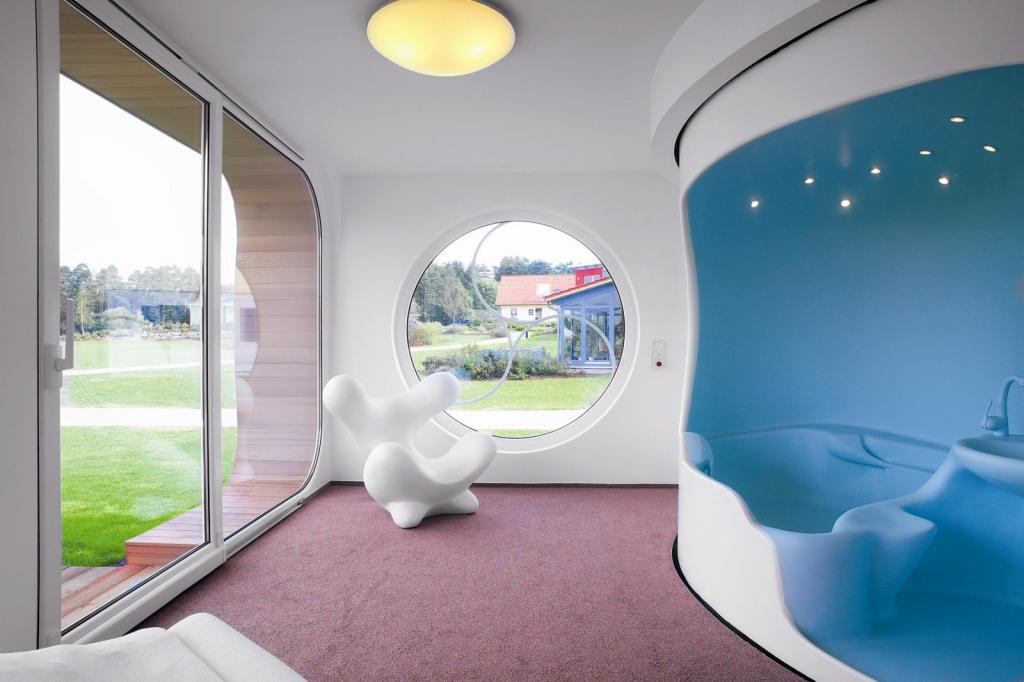 Дизайн интерьера в будущем