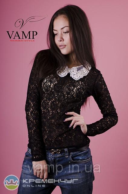 Купить гипюровую блузку доставка