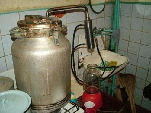 Как сделать самогон в домашних условиях рецепты 34
