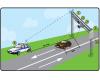 Основные элементы: 1 — камера высокого разрешения, 2 — импульсный инфракрасный прожектор, 3 — радар, 4 — промышленный вычислительный модуль, 5 — АРМ Видеоконтроль-Рубеж, 6 — Канал ПД к дежурной части. Фото: ollie.com.ua