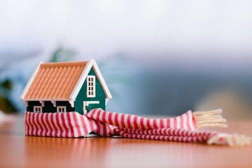 Как сделать погоду в доме теплой