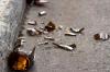 В Кременчуге 17-летний парень едва не забил бутылкой 47-летнего мужчину