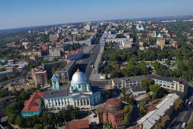 Город Курск - информация, история, архитектура, фото, экономика.