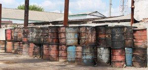 В Кременчугском районе налоговики пресекли деятельность подпольного мини-завода по производству битума и печного топлива