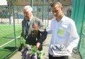 Воспитанники Кременчугской колонии встречали ветерана Великой Отечественной войны