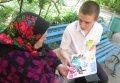 Воспитанники Кременчугской воспитательной колонии посетили госпиталь для ветеранов Великой Отечественной войны