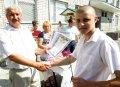 Выпускники Кременчугской воспитательной колонии отпраздновали «последний звонок» (фото)