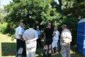 Руководство кременчугской милиции встретилось с представителями общественной организации