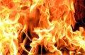 В Кременчуге горел жилой дом и почтовые ящики