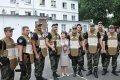 Более 100 полтавских милиционеров отправились в зону АТО (фото)