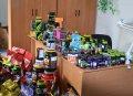 Сотрудники Полтавской таможни Миндоходов и СБУ изъяли контрабандный товар