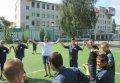 В Кременчугской воспитательной колонии прошли мероприятия всеукраинского проекта «Свободный удар»