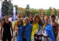 Воспитанники Кременчугской колонии отметили день Государственного флага и День независимости Украины
