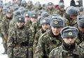 В Украине возобновляют срочную службу в армии