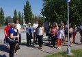 Студенты-первокурсники посетили Парк Мира