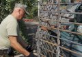 В Кременчуге изготавливают защитные экраны для БТРов