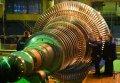 «Турбоатом» изготовил рабочее колесо гидротурбины для Кременчугской ГЭС