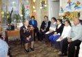 Воспитанники детско-юношеских клубов поздравили ветеранов с Днём освобождения Украины