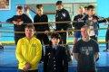Для кременчугских школьников провели показательную тренировку по боксу (фото)