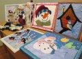 Воспитанники Кременчугской воспитательной колонии подготовили изделия на выставку «Рождественские узоры»