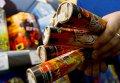 Спасатели предупреждают об опасности пиротехнических изделий