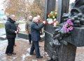 Руководство ГУ ГФС в Полтавской области почтило ликвидаторов аварии на ЧАЭС