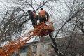 Коммунальщики воспользовались улучшением погодных условий для продолжения работ по благоустройству города
