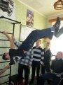 В Кременчугской воспитательной колонии прошли соревнования под лозунгом «Ты сможешь, если смог я»