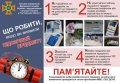 ГCЧС Украины предупреждает граждан о своевременном информировании об обнаружении взрывных устройств