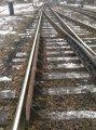 Транспортные милиционеры задержали воров, укравших детали верхнего строения пути железной дороги