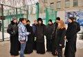 Семинаристы Полтавской духовной семинарии посетили Кременчугскую воспитательную колонию