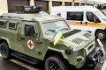 КрАЗ освоил производство медицинской версии бронированного «Кугуара»