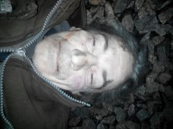В Кременчуге товарный поезд насмерть сбил мужчину (фото 18+)