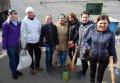 Работники Кременчугской воспитательной колонии присоединились к двухмесячнику чистоты и порядка