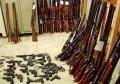 1-го апреля начался месячник добровольной сдачи оружия