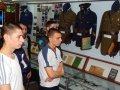 Сотрудники и воспитанники Кременчугской воспитательной колонии посетили музей истории авиации и космонавтики
