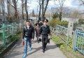 Сотрудники Кременчугской воспитательной колонии благоустроили могилу родителей Антона Семёновича Макаренко