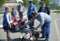 Открытие нового сезона работы детского Автогородка в парке Мира