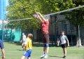 В Кременчугской воспитательной колонии состоялся волейбольный турнир