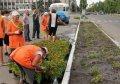 Коммунальные службы Кременчуга готовят город к празднованию 70-й годовщины Победы