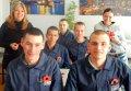 Воспитанники Кременчугской воспитательной колонии украсили свою одежду цветками маков