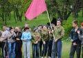 В Крюковском районе провели военно-спортивную патриотическую игру «Сокол»