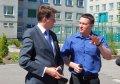 Кременчугскую воспитательную колонию посетил польский дипломат