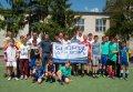 На базе ДЮСШ №2 состоялся областной этап по дворовому футболу