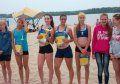 В Кременчуге состоялся Чемпионат Полтавской области по пляжному волейболу (фото)