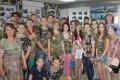 Воспитанники «Малой милицейской академии» посетили Кременчугский горотдел милиции