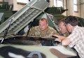 «АвтоКрАЗ» передал пограничникам восстановленный «КрАЗ Кугуар»