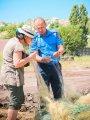 В Кременчуге милиционеры уничтожили изъятые рыболовные сети (фото)